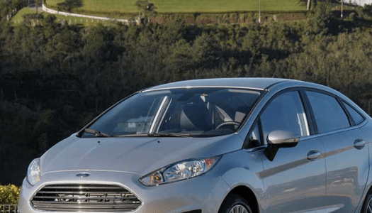 Test Drive New Fiesta Sedan 2014