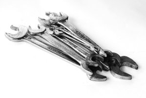 tools, set, handyman