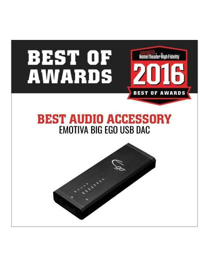 Emotiva Big Ego 32 BIT / 384K USB DAC