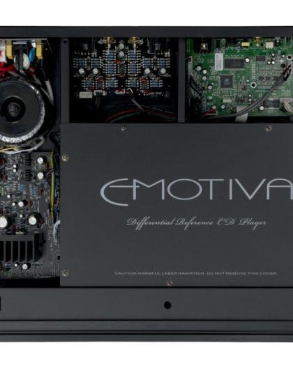 Emotiva ERC-3 Audiophile cd lejátszó Black Friday Akció