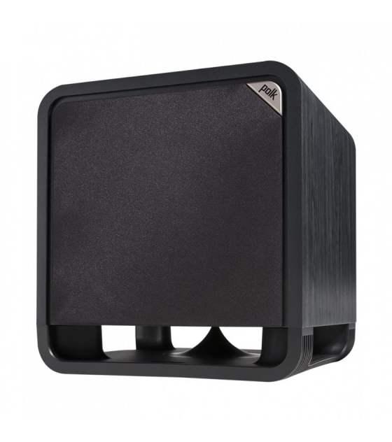Polk Audio HTS SUB 10 aktiv mélyláda grill