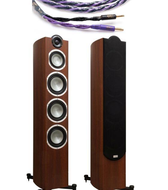 Taga Platinum F-120 v.3 hangfalpár + Ajándék XLO UltraPlus U6-6 2×1,83M hangsugárzó kábel dio