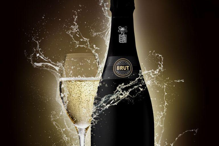Único - Cava- champagne espanhol
