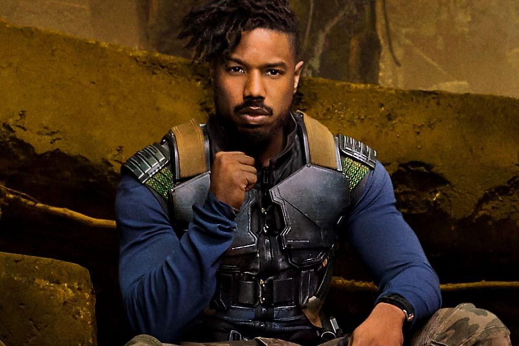 Único Os treinos monstros dos super-heróis do cinema - Michael B. Jordan - Pantera Negra - Erik Killmonger