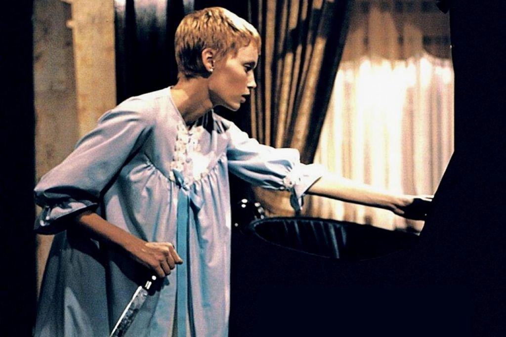 Único - Os melhores filmes de terror - O Bebê de Rosemary