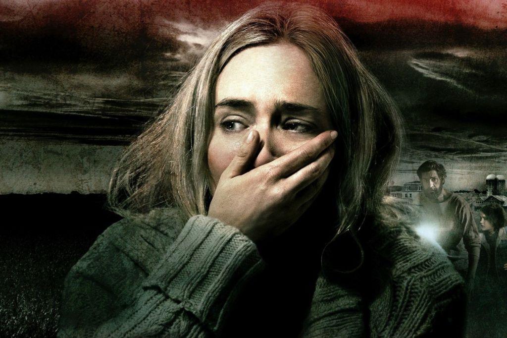 Único - Os melhores filmes de terror - Um Lugar Silencioso