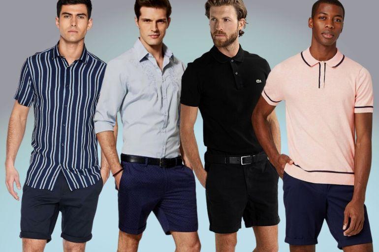 Único - moda masculina - como usar bermuda masculina
