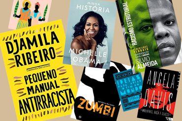 Único - Amazon cria seleção especial para Mês da Consciência Negra