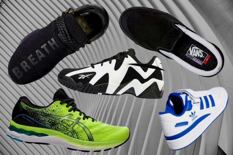 Tênis: os novos lançamentos esportivos e casuais