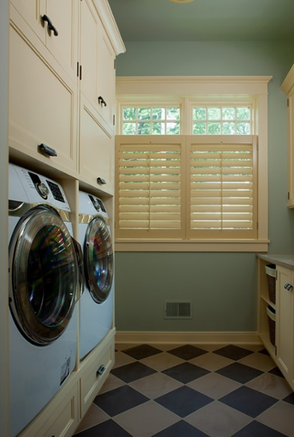 20 Small Laundry Room Ideas With Space Solutions