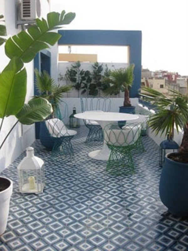 20 Moroccan Style House With Outdoor Spaces Home Design
