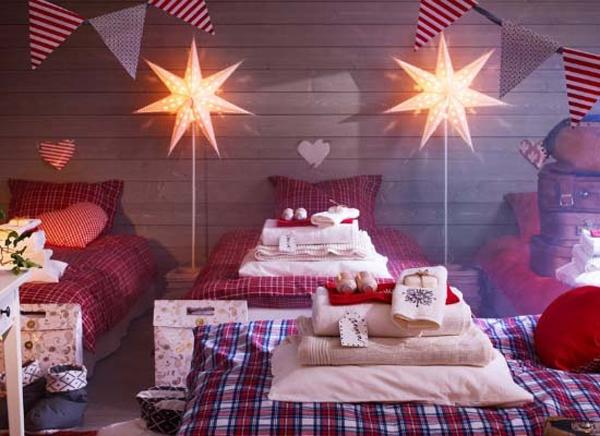 Christmas Bedroom Light For Kids