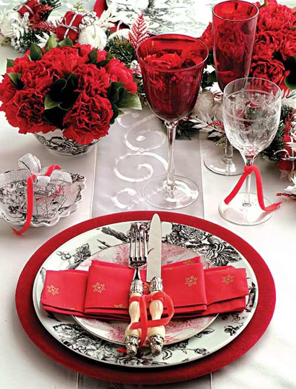 25 Romantic Valentines Day Table Setting Ideas Home