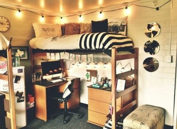 College Bedroom Back To College 6 Ideas For Decorating Your Shared Dorm Room Bedroom Ideas For College Girls Interior Home Design Home College Bedroom Ideas Best Home Decoration Beautiful College Bedroom Ideas