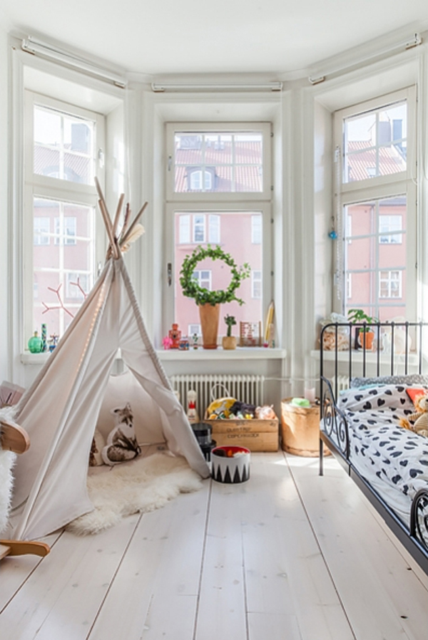 Kids Playroom Ideas In Stockholm Apartments