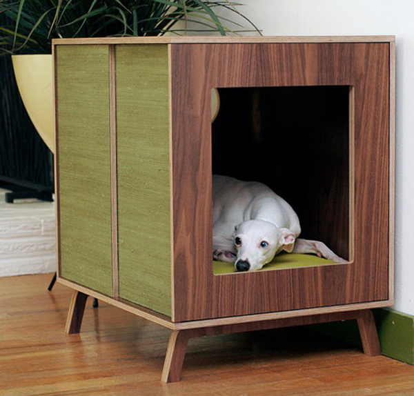 Image Result For Dog Kennel Sofa Table