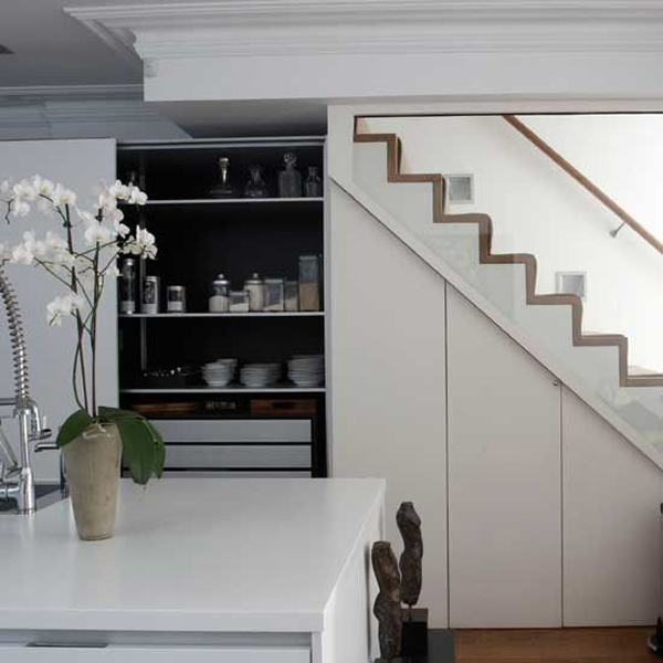 30 modern hallway under stairs with storage ideas home design and interior - Under Stairs Kitchen Storage