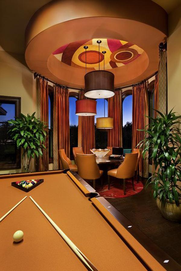 Modern Pool Room Designs
