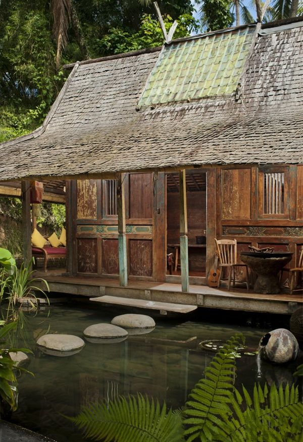 Traditional Balinese House Design