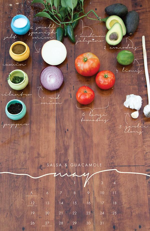 15 Genius DIY Wall Calendar Projects Home Design And Interior