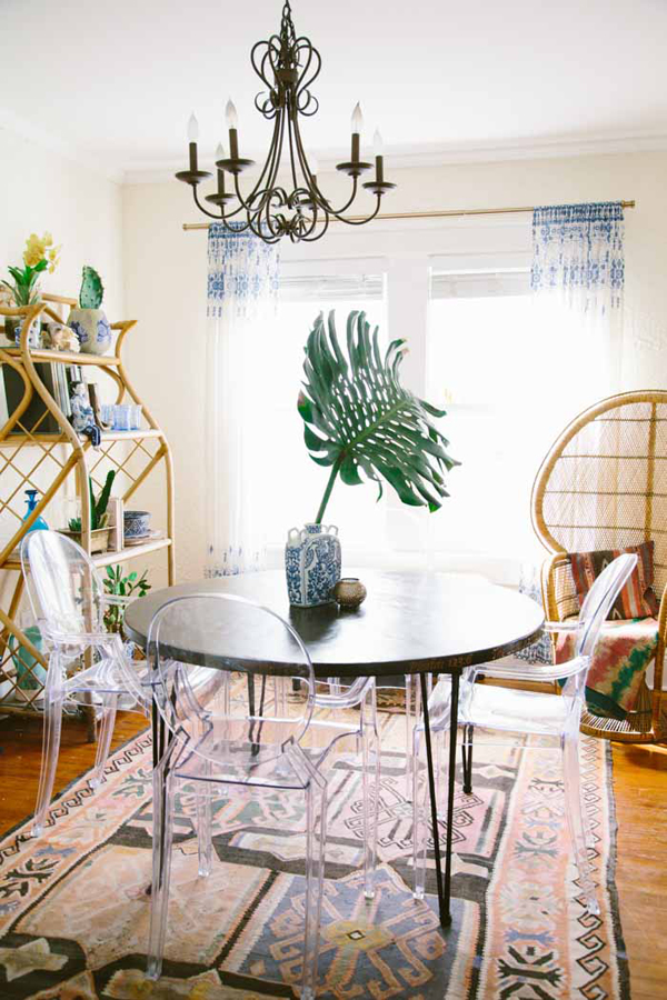 Gorgeous Bohemian Home With Stories Behind Home Design And Interior