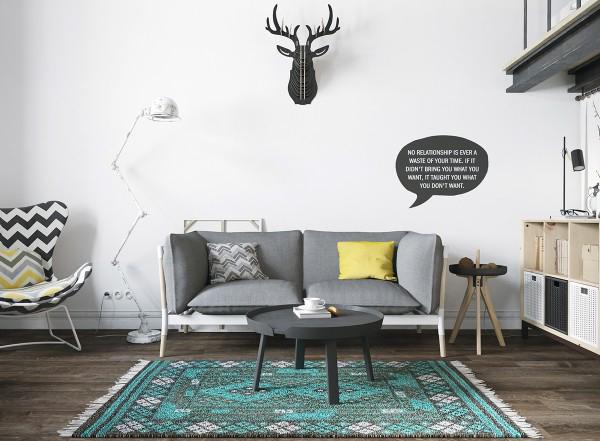 22 Big Ideas To Elegance Scandinavian Style Living Rooms