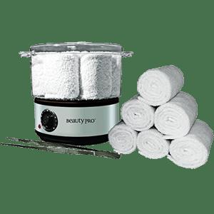 Beauty-Pro-Hot-Towel-Steamer-Kit