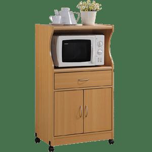 HODEDAH-IMPORT-Microwave-Cart