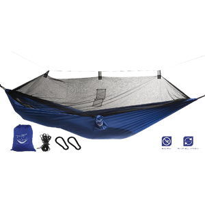 Mosquito-Net-Camping-Hammock---Rip-Proof-Waterproof-Parachute-Nylon-by-Krazy-Outdoors