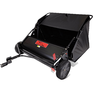 Brinly-STS-427LXH-20-Cubic-Feet-Tow-Behind-Lawn-Sweeper,-42-Inch
