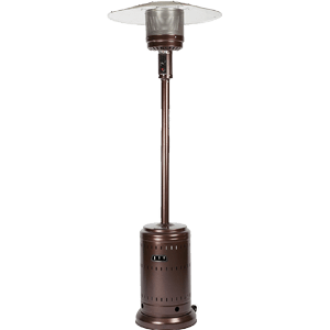 Fire-Sense-Hammer-Tone-Bronze-Commercial-Patio-Heater