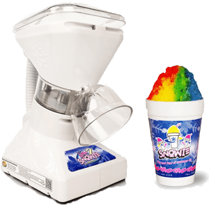 Little-Snowie-2-Ice-Shaver---Premium-Shaved-Ice-Machine-and-Snow-Cone-Machine-with-Syrup-Samples-