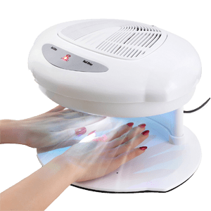 akartt Professional Air Nail Fan Blow Dryer