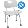 Medical Tool-Free Assembly Bathtub Shower Chair