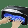 MelodySusie-54W-UV-Nail-Lamp-Quick-Drying-UV-Gel-Nail-Polish-With-Detachable-Tray-Timmer-Setting