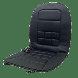 Wagan IN9738 Black 12V Heated Seat Cushion (Lastest Version)
