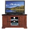 Leick-Riley-Holliday-Westwood-Corner-TV-Stand-with-Storage,-46-Inch,-Brown-Cherry