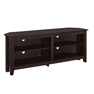 WE-Furniture-58-Wood-Corner-TV-Stand-Console-Espresso