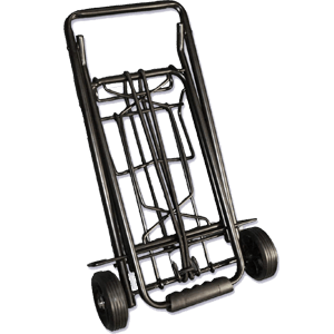 TravelKart-Travel-Luggage-Cart-Black