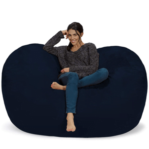 Chill-Sack-Bean-Bag-Chair-Huge-6-Memory-Foam-Furniture-Bag