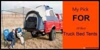 Top 10 Best Truck Bed Tents – Premier Reviews in 2018