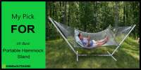 Top 10 Best Portable Hammock Stand 2018 – Highest Quality Reviews