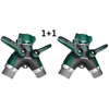 2wayz 2 X Metal Body Hose Splitter
