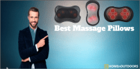 Top 10 Best Massage Pillows  Reviews – Smart Selections in 2020