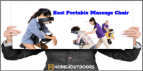Top 10 Best Portable Massage Chair 2019 – Reviewed By Experts