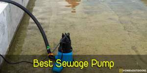 Top 10 Best Sewage Pump in 2020 – Guide & Reviews