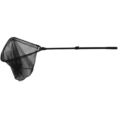 Frabill Folding Net with Telescoping Handle (18 X 16-Inch), Premium Landing Net