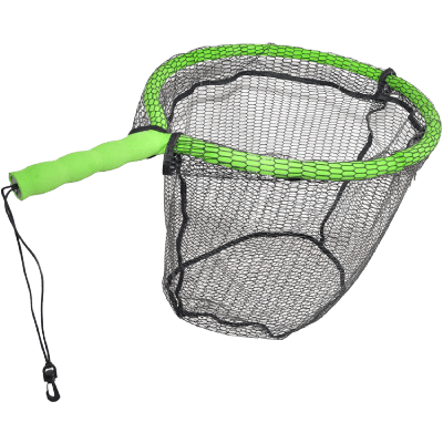ForEverlast Generation 2 Non-Snag Floating Fishing Landing Net for Wade Fishing