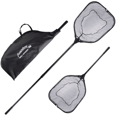 KastKing Fishing Net Folding Landing Net – Super Strong, Easy to Carry Store