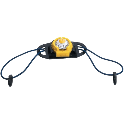 E.S. Ritchie Ritchie SportAbout Compass w/Kayak Holder - Yellow/Black